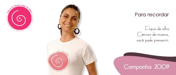 Campanhas Câncer de Mama.
